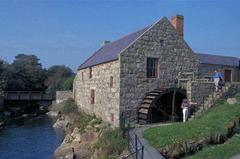 Cornmill on Annalong Coastal Path