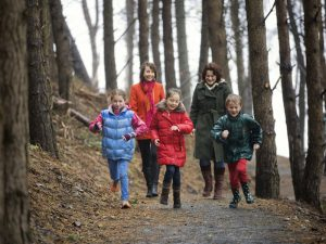 Bunkers Hill Walk, Cycle & Play Trail