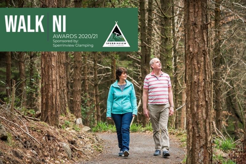 Walkers Top Trails in Northern Ireland 2020/21