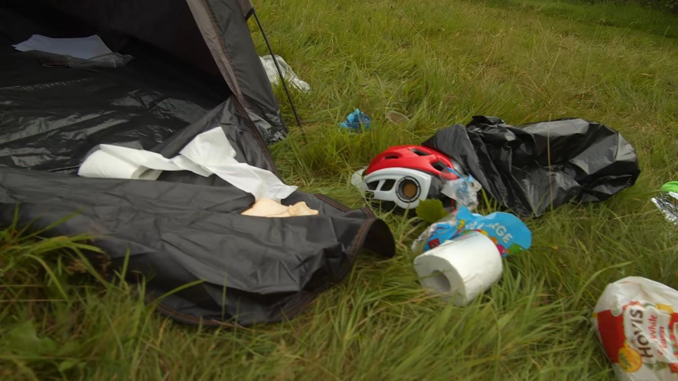 Wild Camping Blog