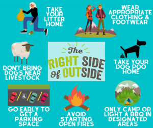 7 ways to keep on right side of outside