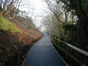 Inver River Walkway