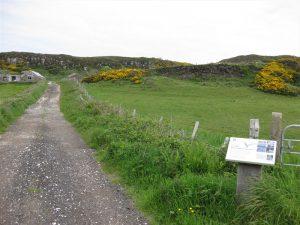 Rathlin Ballyconaghan Trail
