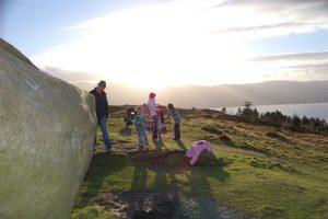 Rostrevor – Cloughmore Stone