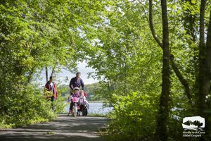 Ely Lodge Forest – Carrickreagh Jetty Walk