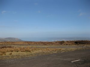 Divis Summit Trail
