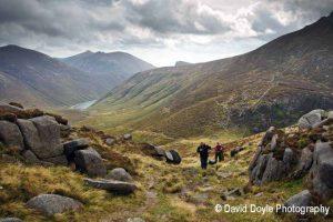 Slieve Donard, Commedagh and Bearnagh