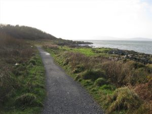 Crawfordsburn Country Park, Coastal Walk
