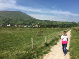 Waterfoot Beach Walk