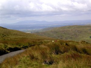 Slieve Croob Transmitter Road Walk / 'The Twelve Cairns' Walk