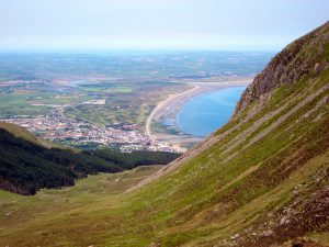 Slieve Donard (via Glen River)