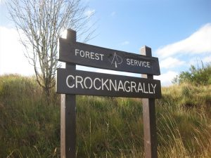Crocknagrally Forest