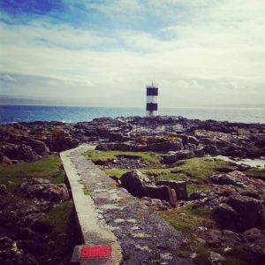 Rathlin Island Roonivoolin Walk