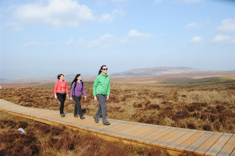 CUILCAGH WAY (LEGNABROCKY TRAIL)