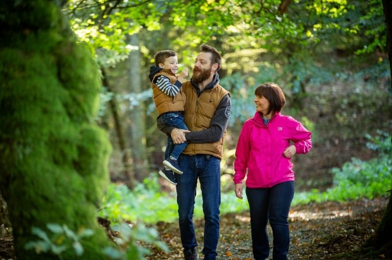 Fantastic Family Walks in Northern Ireland
